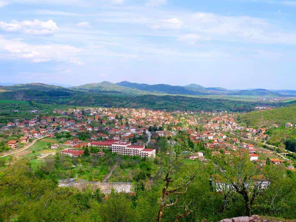 село Баня