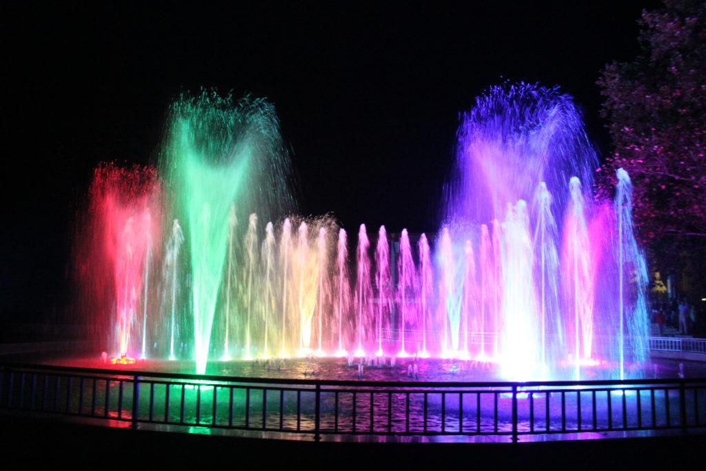 fontani panaguyrishte