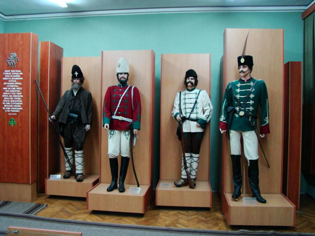 istoricheski muzei panaguyrishte
