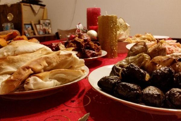 коледа традиции ястия за бъдни вечер